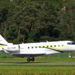 Очередной G280 в австрийском небе