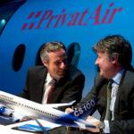 PrivatAir заказала 10 CSeries CS100 в бизнес-комплектации