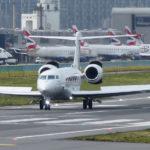 G650 сможет летать в Лондон-Сити