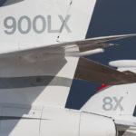Новый Falcon 900LX для китайского клиента
